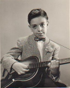 CARMINE D'AMICO AT 9 YEARS OF AGE